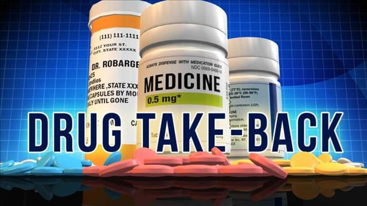 Drug Take-Back Day locations announced