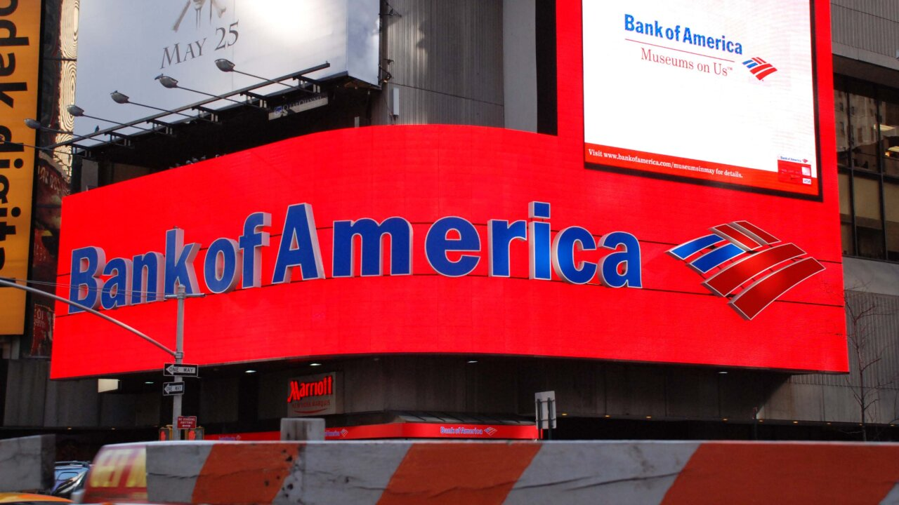 Bank of America sued for alleged mortgage fraud
