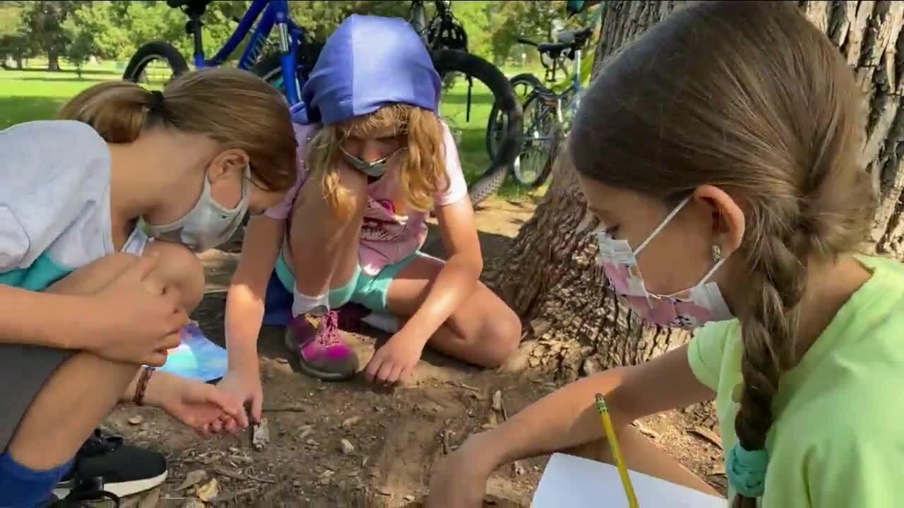Colorado's outdoor schools see enrollment bump amid pandemic