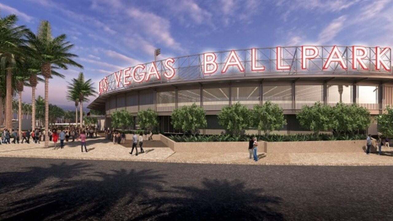 Las Vegas 51s approved for new ballpark