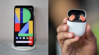 Google unveils new Pixel 4 smartphone, Pixel Buds