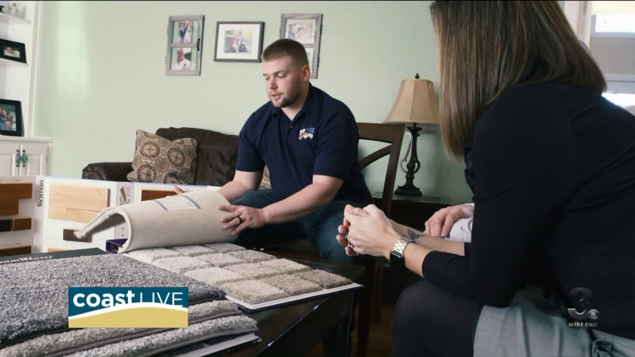 How baseboard maintenance and new flooring can make a big difference on CoastLive