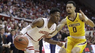 Minnesota Indiana Basketball