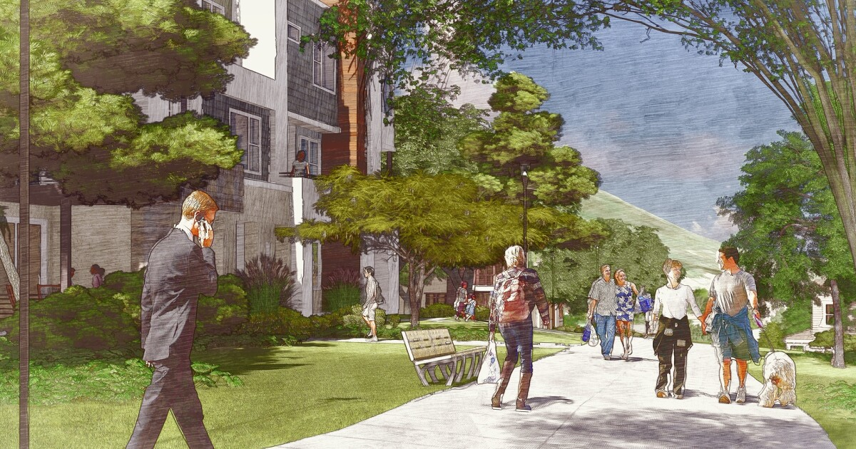 1,200 housing units proposed for old Carmel Mountain Ranch golf course