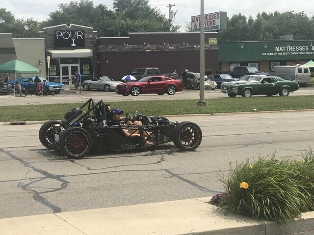 Photo gallery: 2018 Woodward Dream Cruise gallery 4