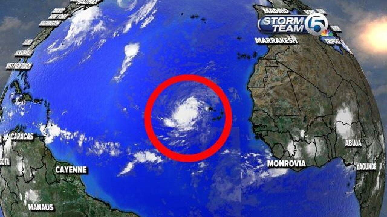 Wednesday's Weather Word: Irma