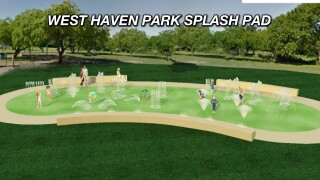 West Haven Park splash pad will be consider by City Council today