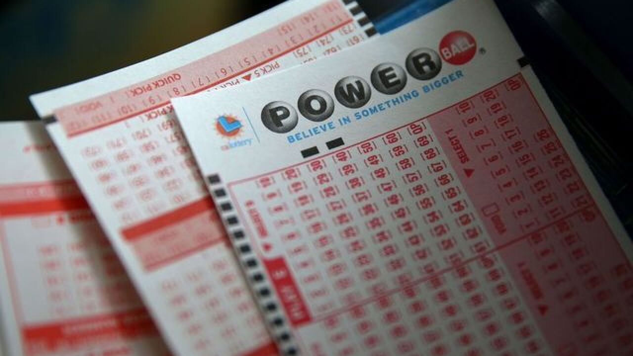Winning Powerball ticket sold in New Jersey