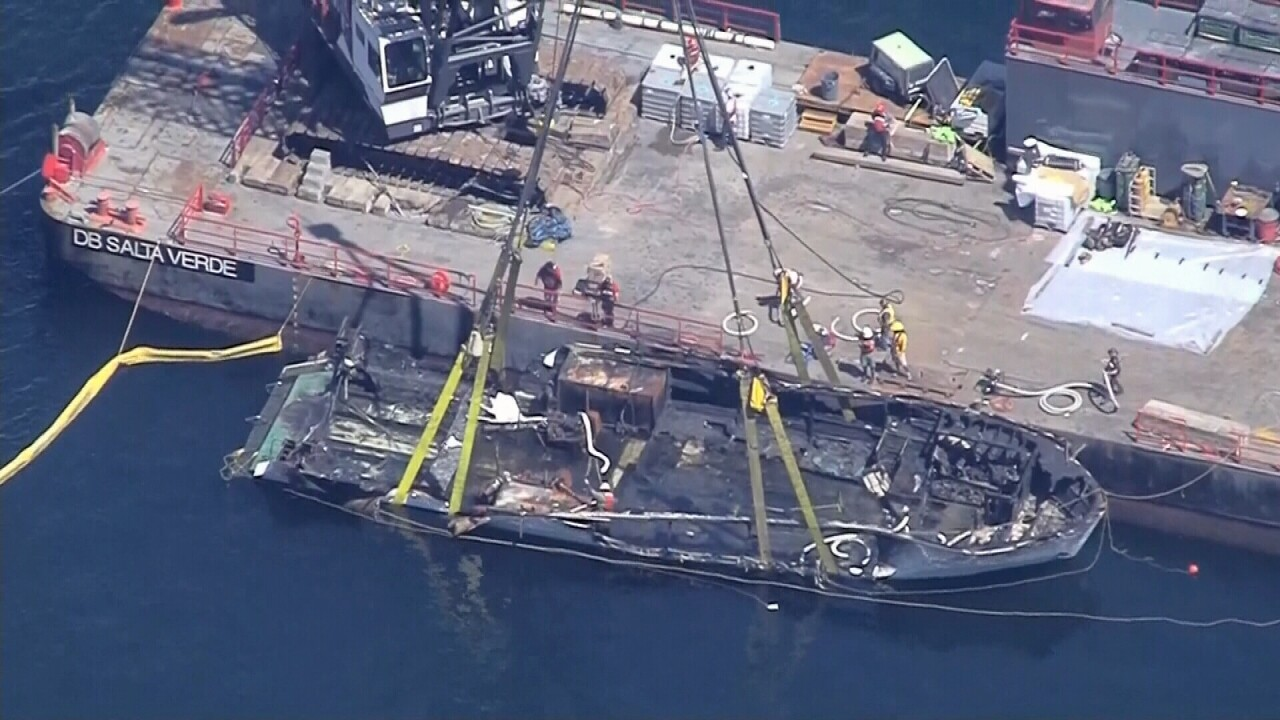 Memorial continues for Conception boat fire victims, one month after deadly fire