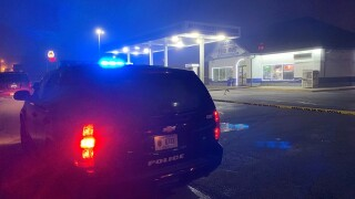 Person fatally shot outside Muncie gas station