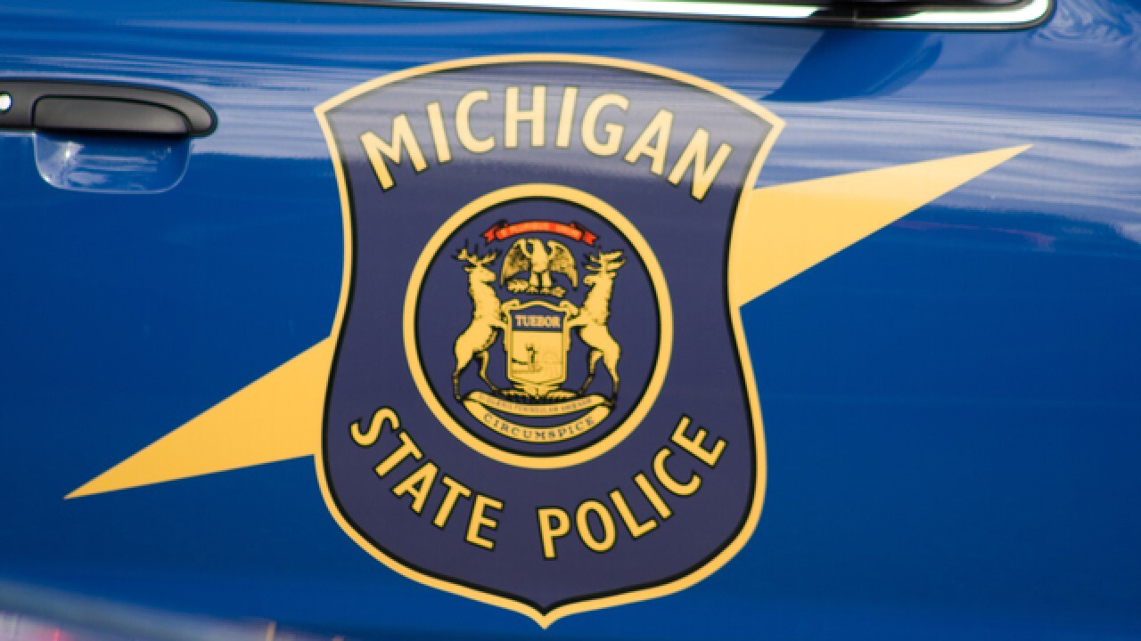Michigan woman says she stole a car in order to escape alleged human traffickers, police say