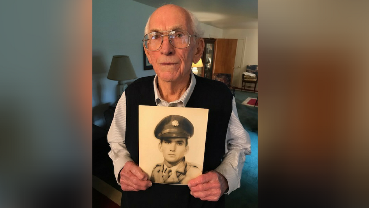Decades later, WWII veteran opens up about unthinkable trek asPOW