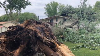 Liberty Storm Damage