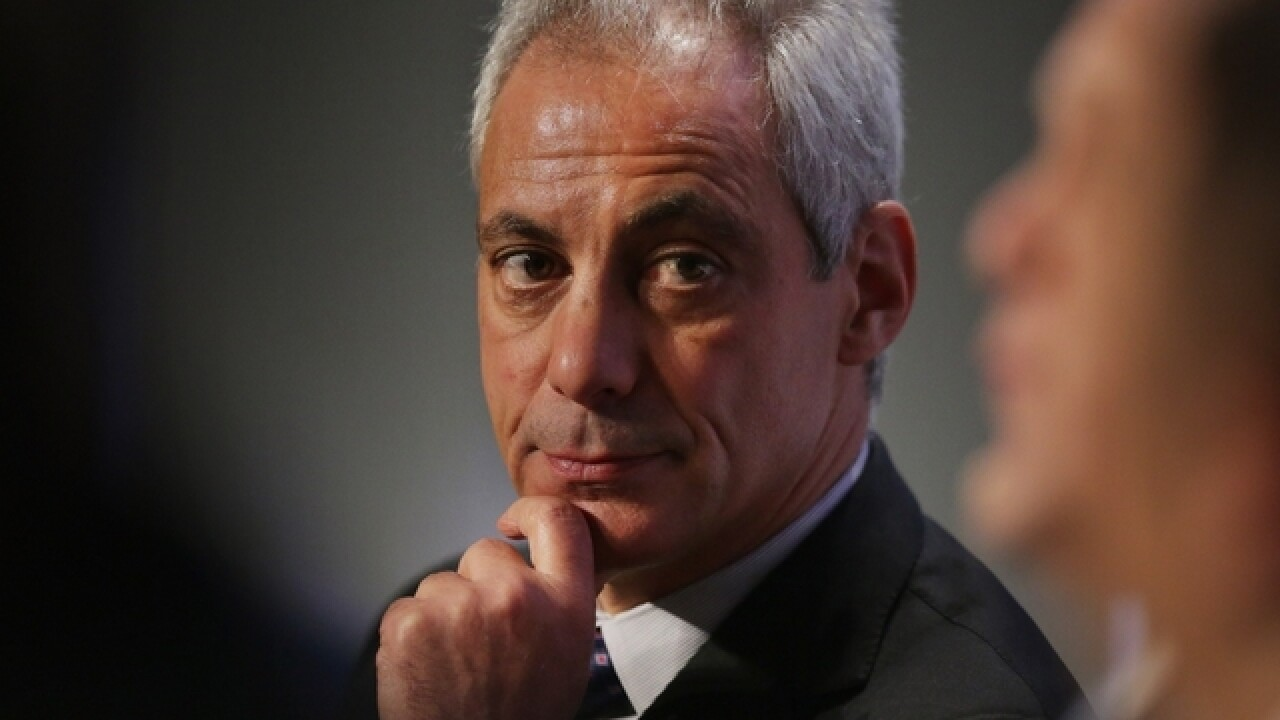 Trump: Chicago mayor should ask feds to help combat homicides