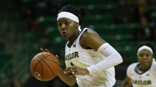 Top ranked Lady Bears dominate K-State