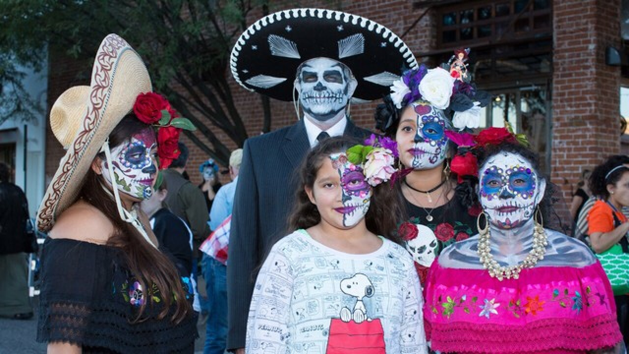 GALLERY: All Souls Procession 2016