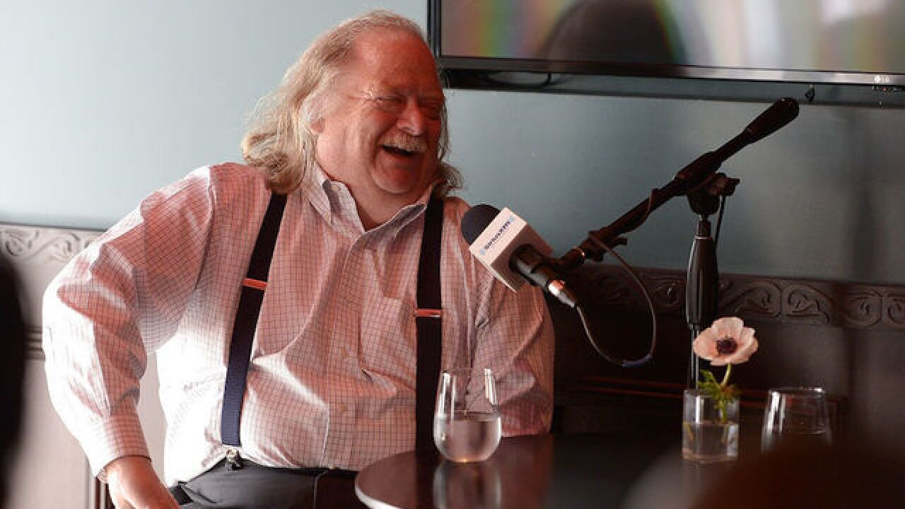 Pulitzer-Prize winning restaurant critic Jonathan Gold dies at 57
