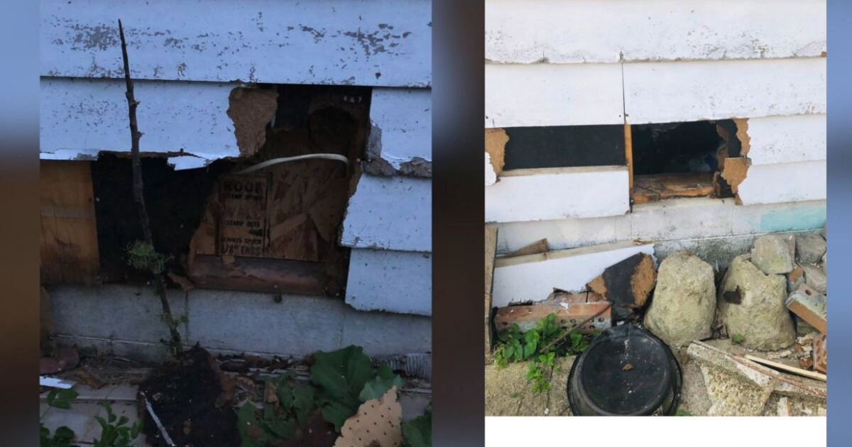 Thieves are targeting detached garages on Indy's east side