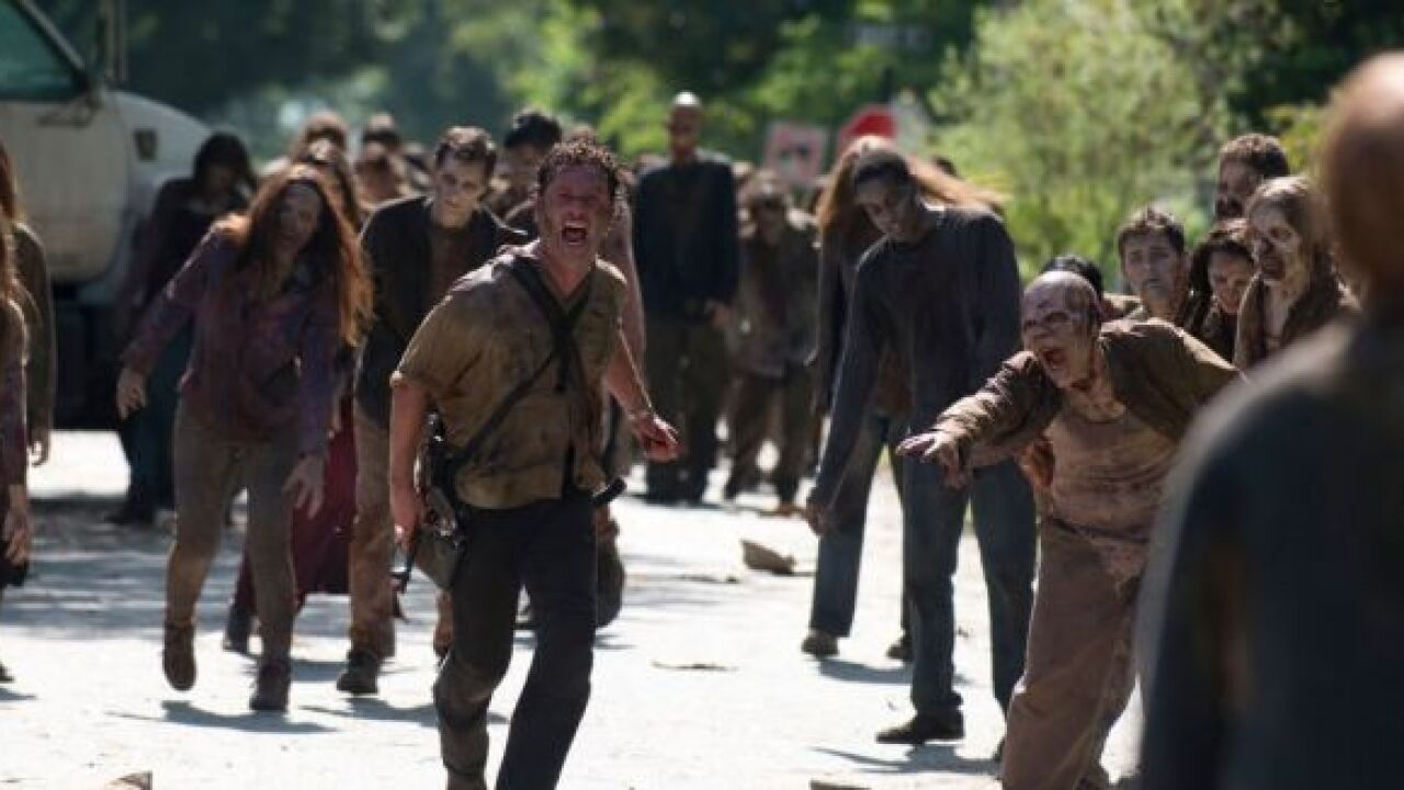 Casting call seeks extras for new 'Walking Dead' series to be filmed in Virginia