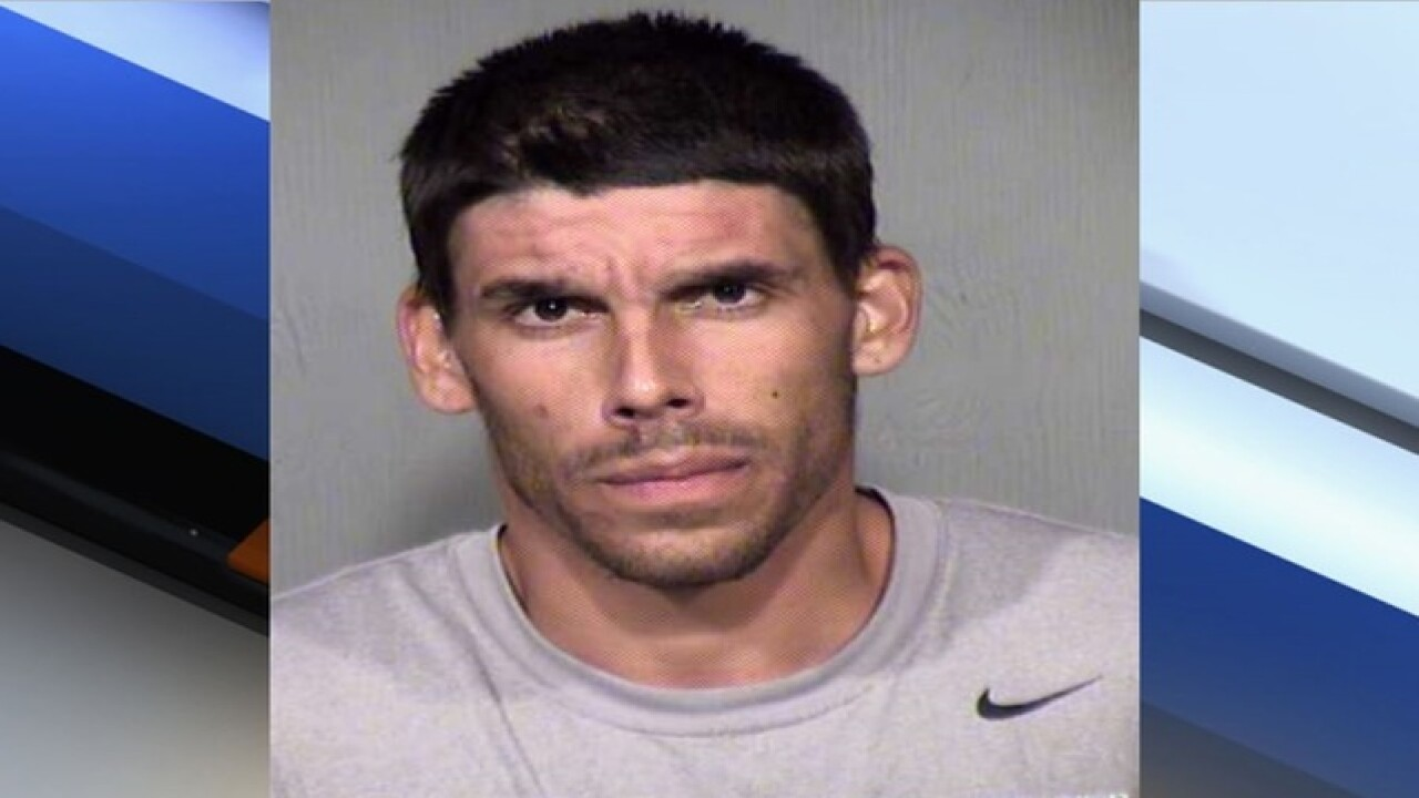 PD: Accomplice arrested in PHX motel shooting