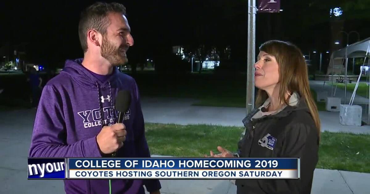 C of I hosting Southern Oregon during homecoming Saturday