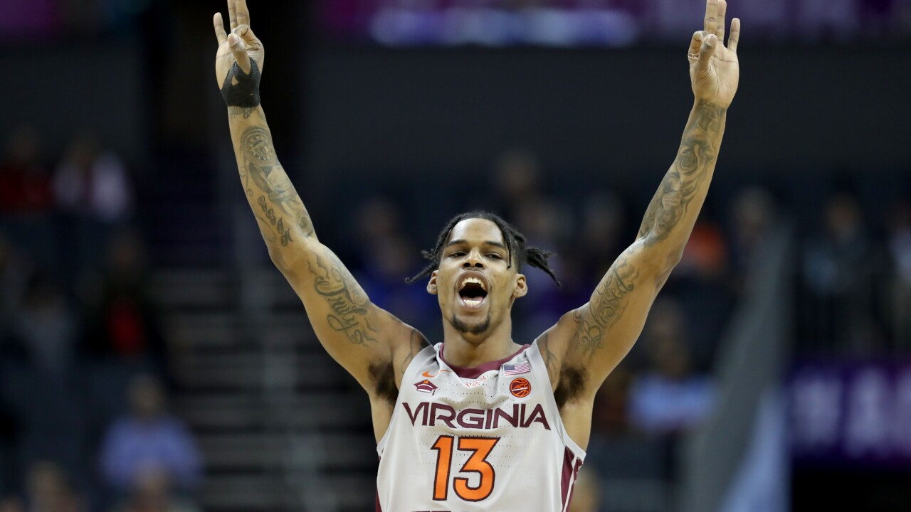 Hokies' hot start propels Tech to ACC Tournament-opening victory vs. Miami