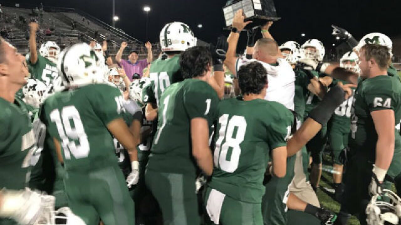 Mason earns 'memory you will never forget'