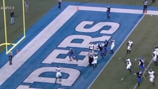 Middle Tennessee's Bowl Eligible With Win Over Old Dominion