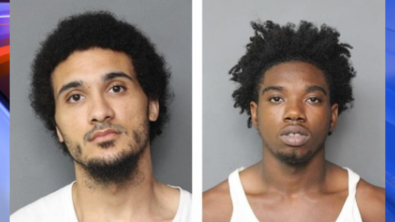 2 men charged after woman killed in Norfolk tripleshooting