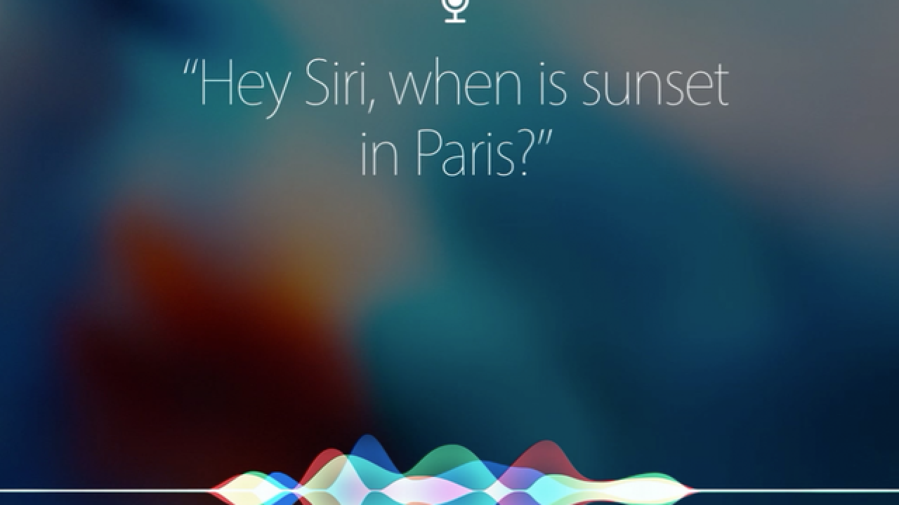 Researchers seek to improve Siri's response to domestic violence questions