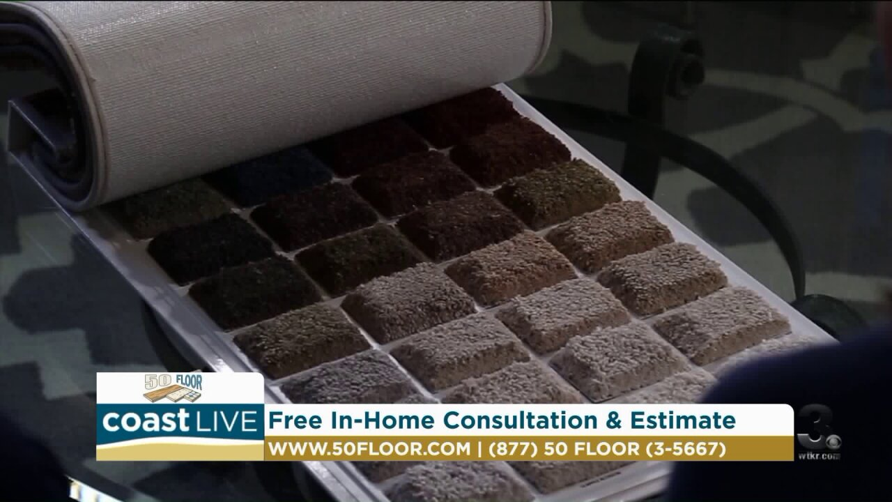 Handling clothing chaos and improving your space with new flooring on CoastLive