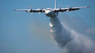Three Americans killed in crash of C-130 air tanker battling Australian wildfires