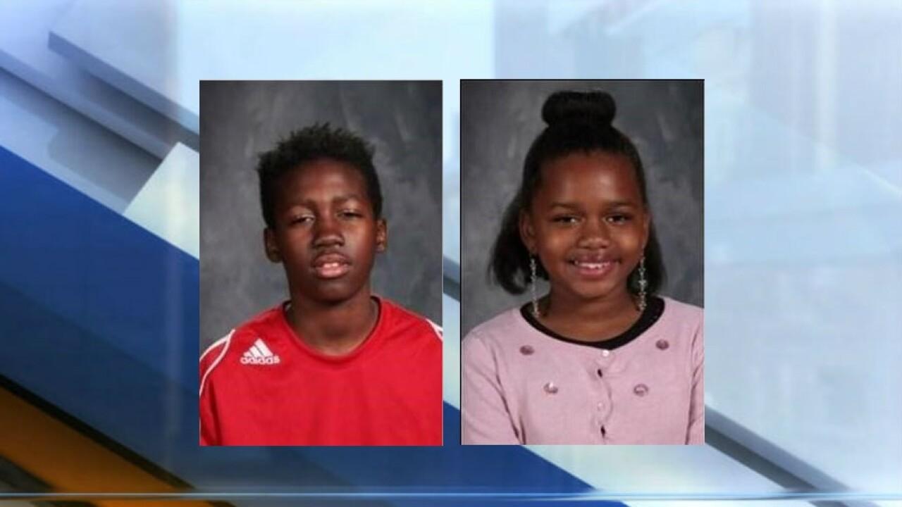 Lafayette police locate missing kids