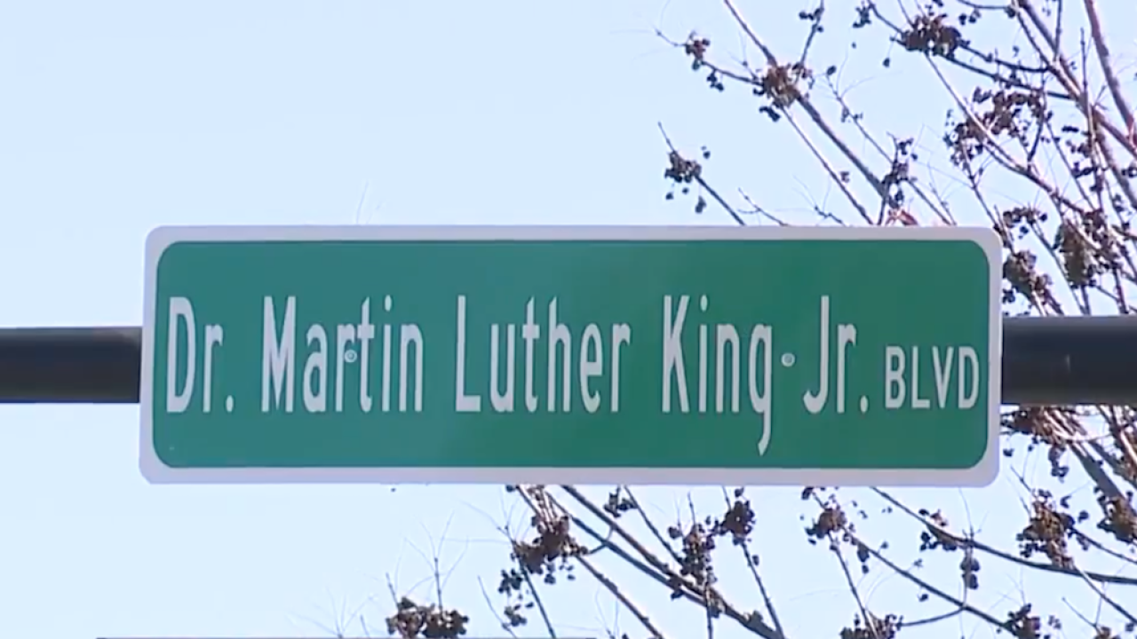 Voters in Kansas City, Mo. reject city council's plan to rename major road after Martin Luther King