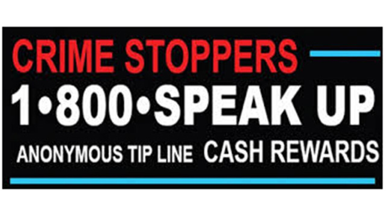Crime Stoppers seeking information after an ATM robbery on Buchanan St. in Detroit