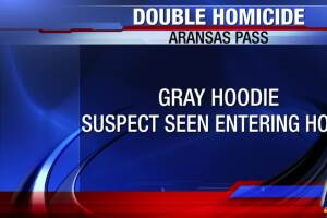 Aransas Pass police investigating double homicide