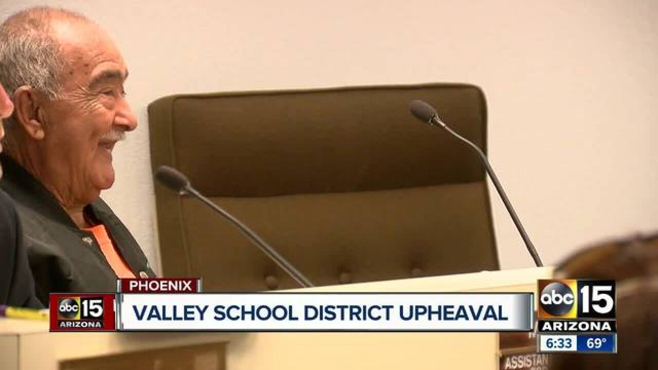 Valley school district facing financial problems