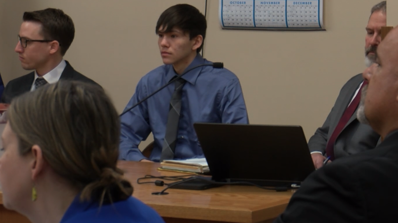 Preston Rossbach receives sentencing for involvement in 2018 double homicide