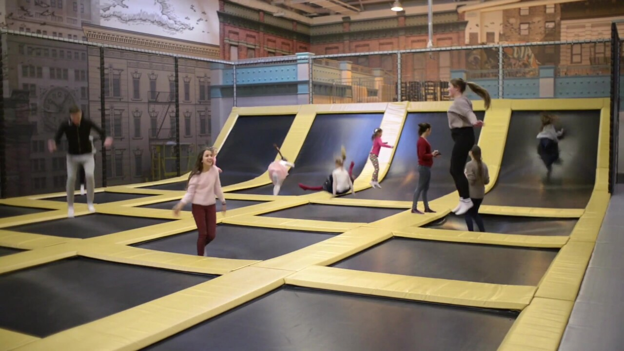 Risk comparison: Trampoline parks vs bounce houses vs bowling alley