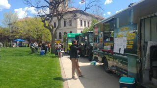 Food Truck Tuesdays return to downtown Colorado Springs
