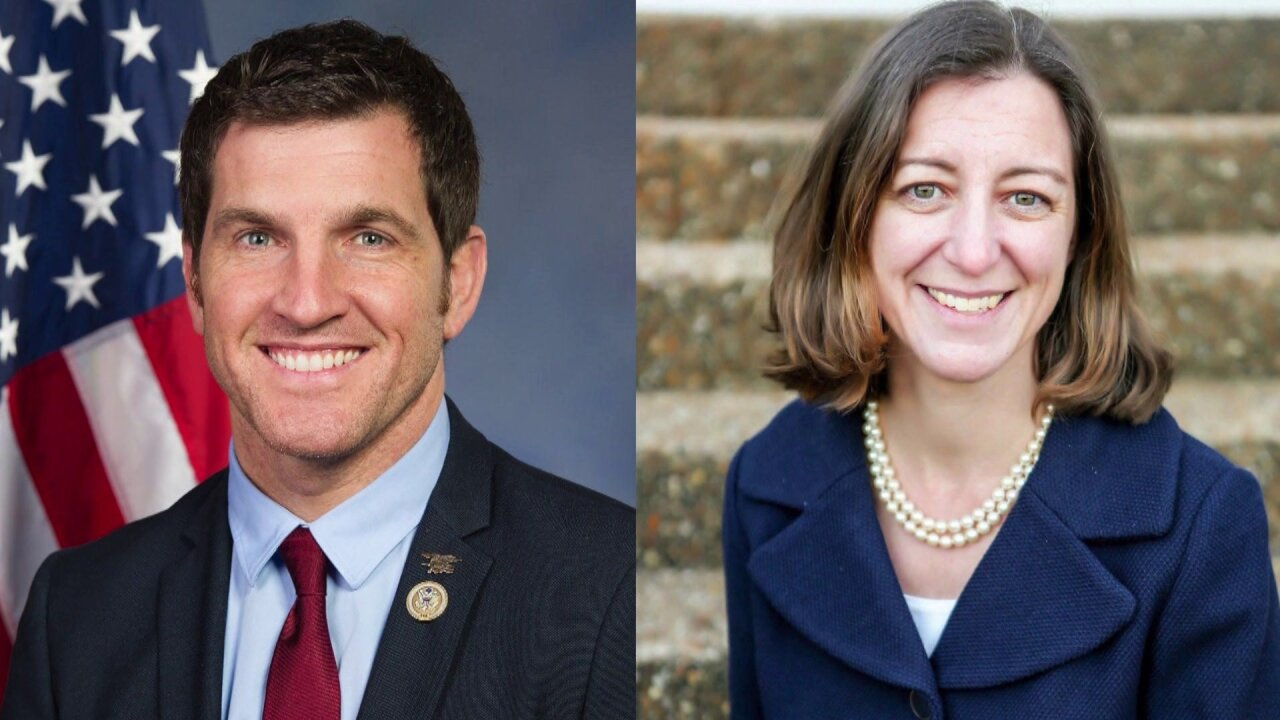 Watch: Debate between Congressman Scott Taylor, Elaine Luria for Virginia's 2nd Congressional seat