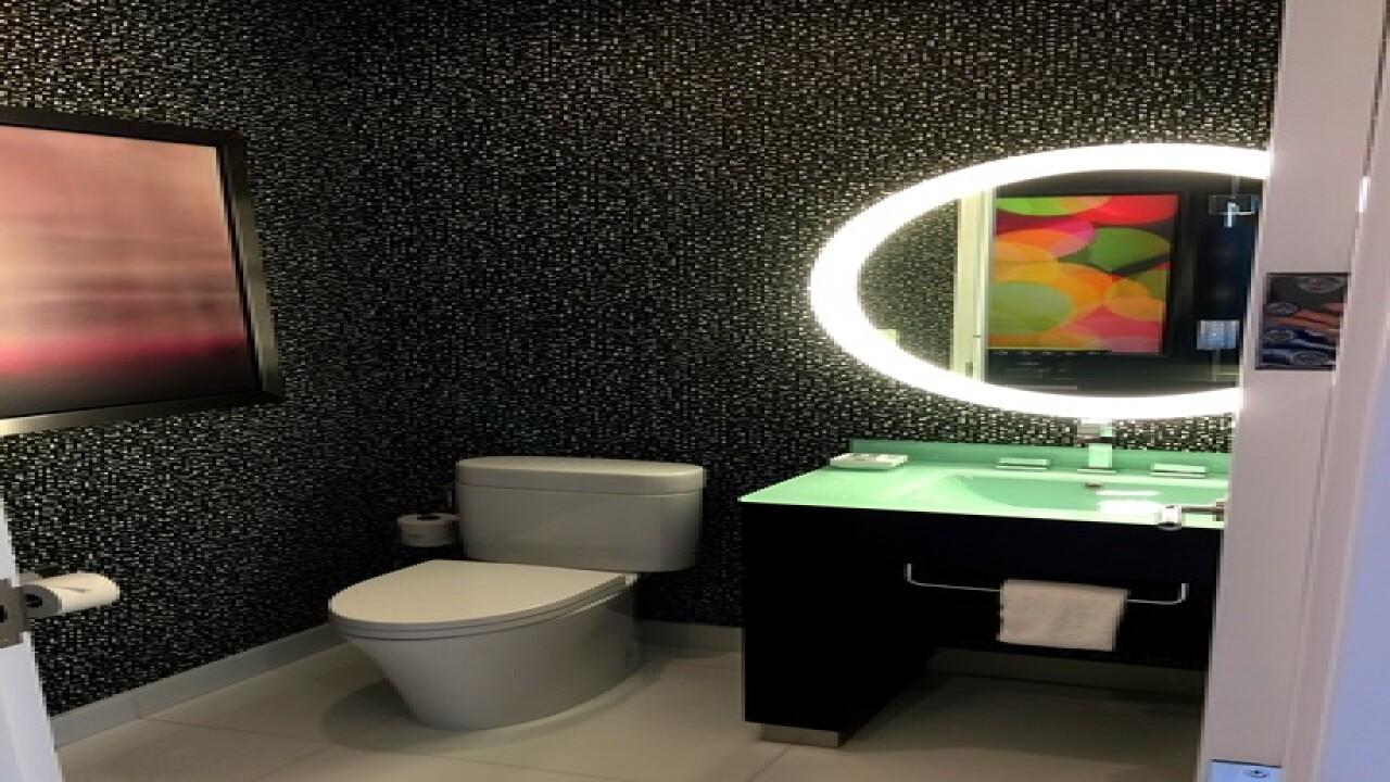 360 VIDEO: Luxurious Las Vegas accommodations