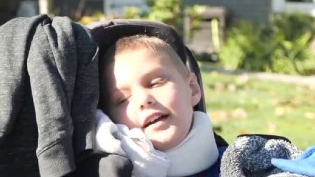 Pistons grant nine-year-old's wish ahead of Make-A-Wish's Wish Ball