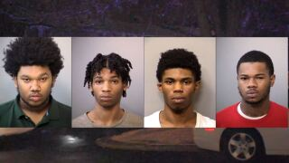4 charged in connection with quadruple murder in Indianapolis