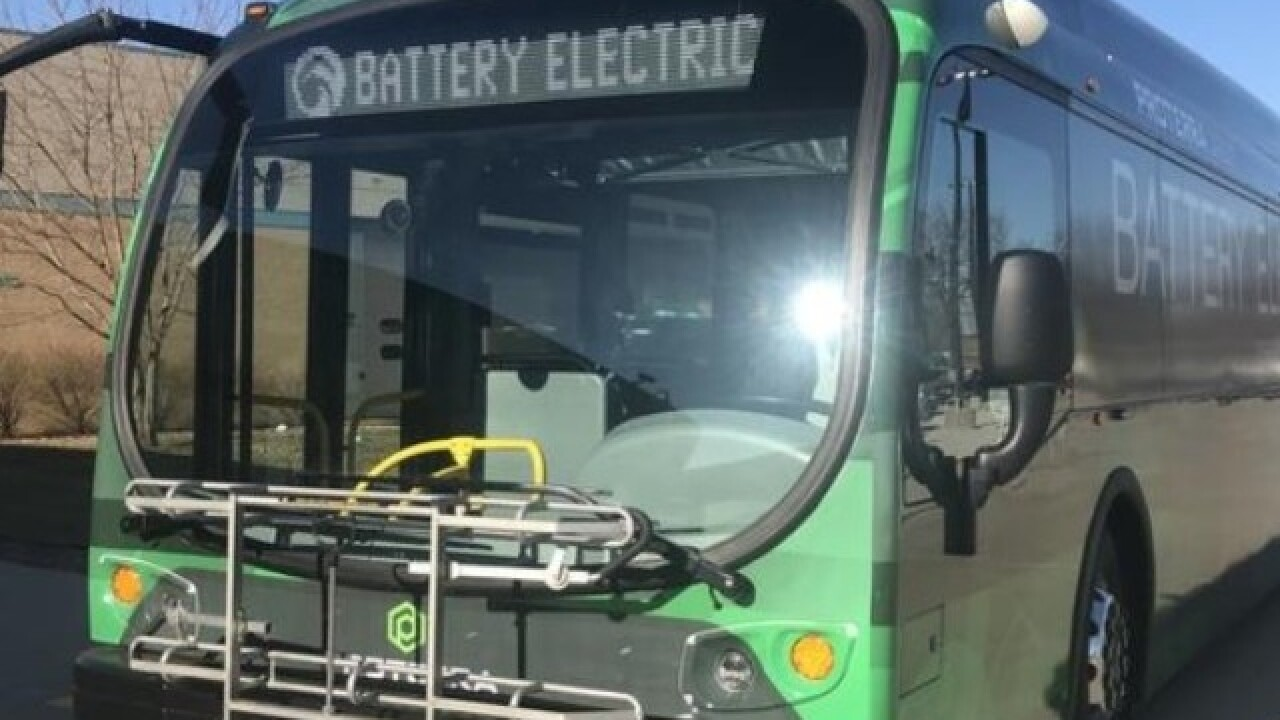 Milwaukee County to increase number of future electric buses to 15