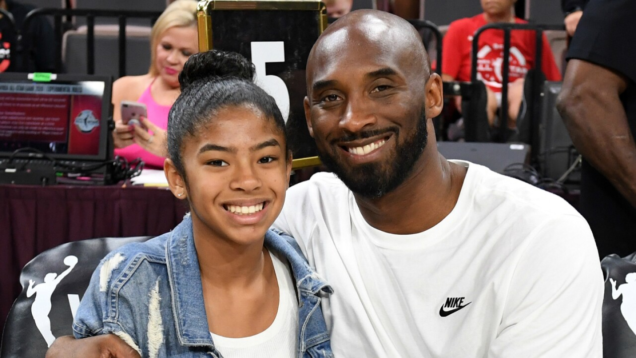 Kobe Bryant, 13-year-old daughter killed in fiery helicoptercrash