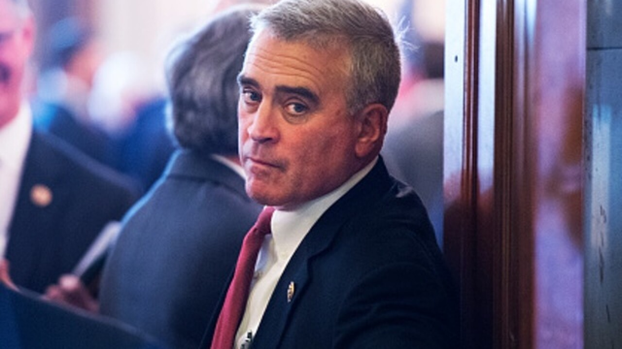 Cincy's Rep. Wenstrup aided shot congressman