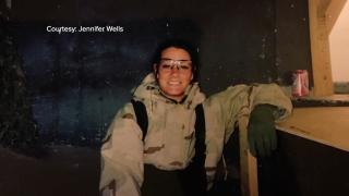 Jennifer Wells Iraq
