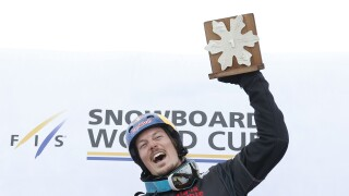 Snowboard world champion Alex Pullin drowns in diving mishap in Australia