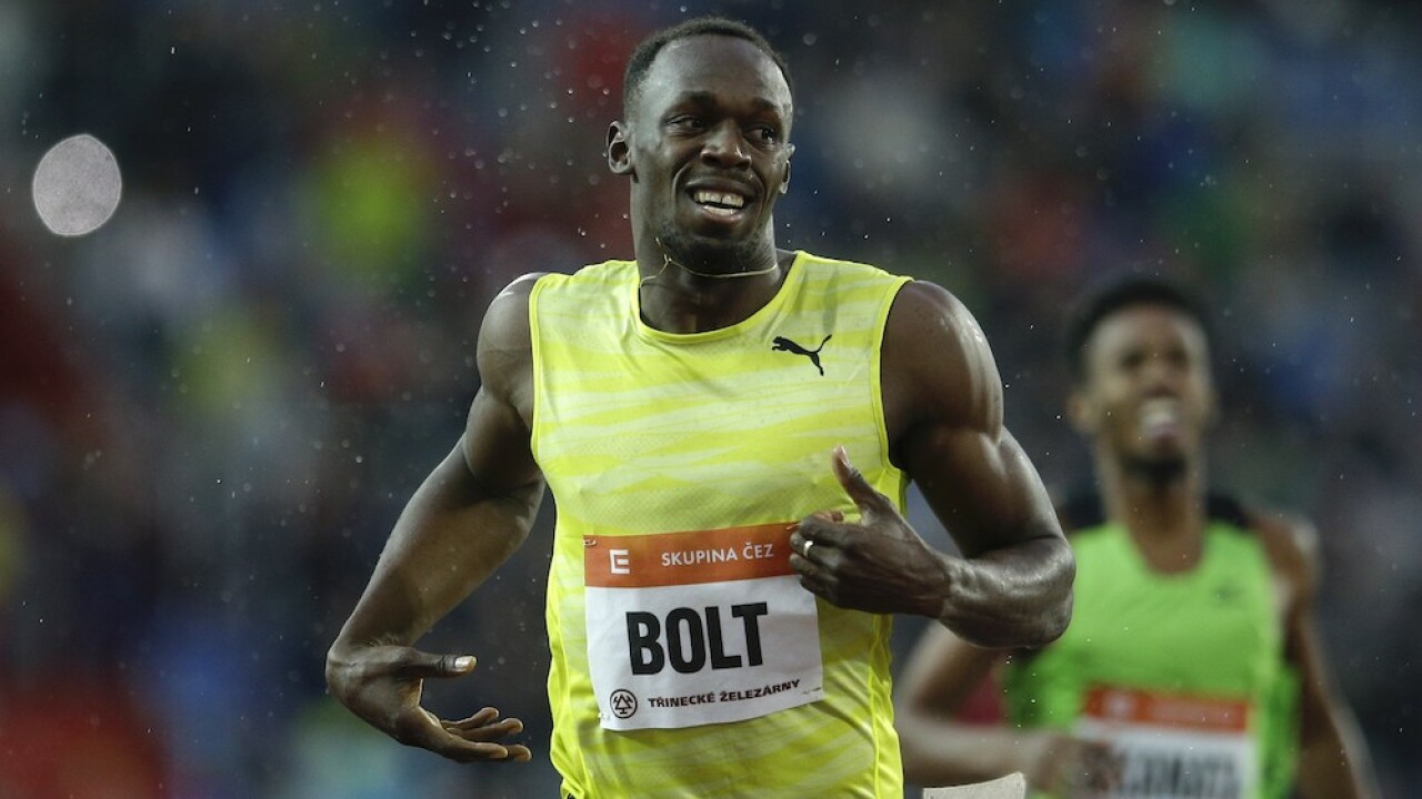 Usain Bolt, world's fastest man, says he's tested positive for COVID-19